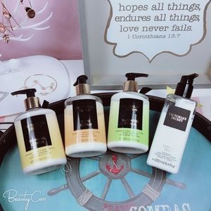 Collection of Victoria's Secret hand & body lotion